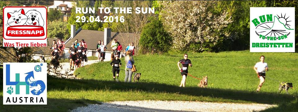 RUN TO THE SUN – 29.04.2016