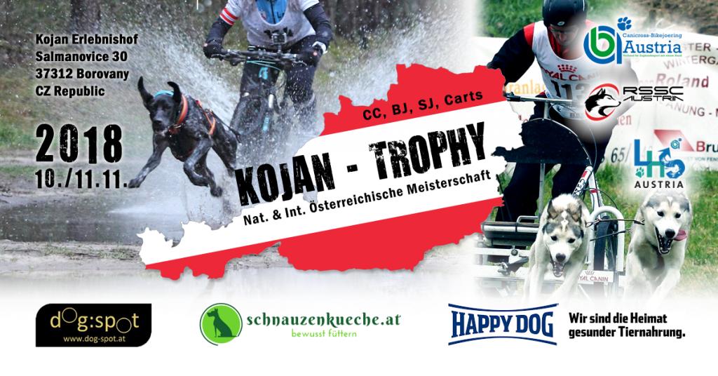 OEM 2018 Kojan Trophy