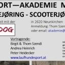 Laufhundesport-Akademie Modul Einsteiger